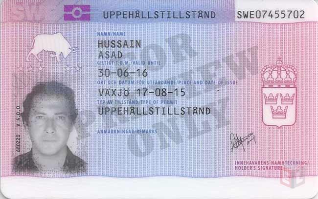Sweden Visa